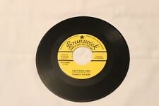 Peanuts Wilson Promo 45 with Roy Orbison-CAST IRON ARM/YOU'VE GOT LOVE