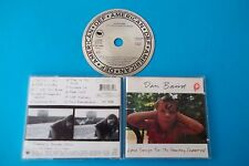 """DAN BAIRD """" LOVE SONGS FOR THE HEARING IMPAIRED """" CD 1992 NUOVO"""