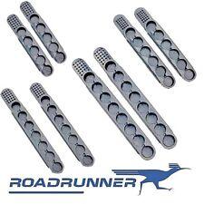 Speed Quick strip Revolver Loader .38 .357 .40  - 5 to 8 Round - 2 Pack - HD