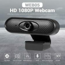 Audio 1080P Live Webcam Lesson Teaching USB Computer Camera H.264for Win Android