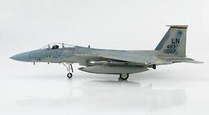 Hobby Master 1/72 HA4560 F-15C Eagle USAFE 493rd FS RAF Lakenheath 84-0027/LN