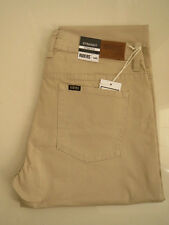 Riders by Lee Ladies Cotton Chino Straight Stretch Jeans Size 18