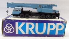 Véhicules miniatures pour Krupp 1:50