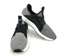 Adidas Womens Size US 9.5 UK 8 Shoes Edge Lux Bounce Running Sneakers Black Gray