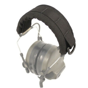 Headset Cover Modular Molle Headband for General Tactical Earmuffs US warehouse