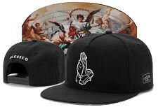 Hip Hop Men's CAYLER Sons Cap adjustable Baseball Snapback Street Black hat 26#