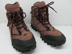 SALOMON CONTAGRIP CLIMA-DRY THINSULATE BROWN LEATHER  SIZE U.S. 10  MENS