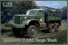 CAMION-CARGO US.  DIAMOND T 968, US. ARMY - KIT IBG Models 1/72 n° 72019