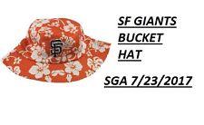 SF Giants Bucket Hat 7/23/17 SGA NEW San Francisco