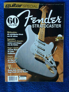GUITAR Special 2014 - Fender Stratocoaster + CD 4 Songs