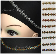 Acrylic Bridal/Wedding Costume Hair & Head Jewellery