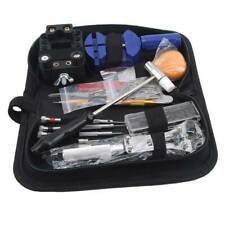 16-Piece Professional Watch Repair Kit Set Link Remover Case Opener Tool Kit S3
