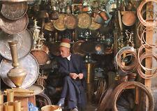 Carte IRAK IRAQ BAGDAD BAGHDAD Coppersmiths Market