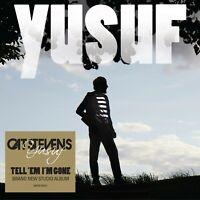 YUSUF/CAT STEVENS - TELL 'EM I'M GONE  CD NEU
