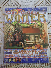 Mary Engelbreit's Winter by Mary Engelbreit, Charlotte Lyons and Engelbreit..NEW
