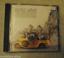 CD The Beach Boys Surfin Safari 12 Tracks Rock Musik music