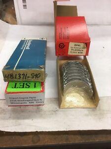 Fits OPEL KADETT/GT 1100 Rod Bearing Set in STD Size 1964-1971 4B1371-STD B4451