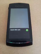 Sony Ericsson Vivaz U5i - Cosmic Black (Unlocked) Smartphone 8.1MP HD Camera