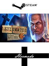 Enigmatis: los fantasmas de Arce Creek clave de vapor-para PC, Mac o Linux