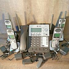AT&T SB67138 4-line, 4-SB67108, 1-Free Digital Answering System w/ Call Transfer