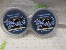 Yankee Candle Scenterpiece Easy Melt Cup Set Of 2 MOONLIT GARDEN