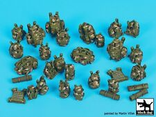 Black Dog 1/35 French Soldier's Rucksacks, Equipment and Accessories Set T35173