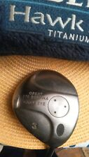 callaway great big bertha hawk eye titanium bois 3 shaft graphit regular