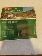 Peco N Gauge Lineside Kit