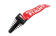 FMF Exhaust Pipe Muffler Wash Plug 4 Stroke Remove Before Flight 011299