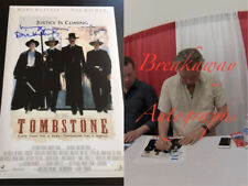 VAL KILMER SIGNED 12X18 PHOTO EXACT PROOF COA AUTOGRAPHED TOMBSTONE 2