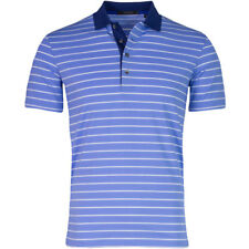 1 NWT GREYSON (RLX) MOHANSIC COYOTE MEN'S GOLF POLO SHIRT, SIZE: LARGE ($95)