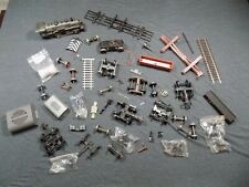 Lot Of New & Used Model Train Parts And Accessories ~ Lionel ~ Kadee ~ Atlas