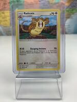 SHIPS SAME DAY Pokemon Card NM Raticate 144/214 Stage 1 Normal Type 2019 Uncommo