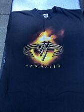 Van Halen Music Concert Music T- Shirt Large Anvil