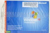 New, Sealed Genuine Microsoft Windows XP Pro 2002 Greek Installation CD & Manual