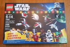 LEGO Star Wars Advent Calendar 2011 (7958) w/ exclusive Yoda minifigure - NISB