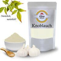 Knoblauch Pulver - Fein Gemahlen - Natürlich Ohne Zusätze - Gourmet Line