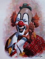 Clown by Arthur Sarnoff