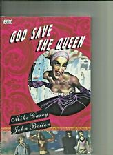 God Save The Queen Hardcover Graphic Novel New Vertigo Comics