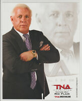 Ric Flair Officially Licensed TNA Wrestling Promo Photo