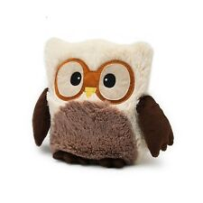 Intelex Soft Warmies Owl Cream Microwavable Bed Time Teddy Heatable Xmas Gift