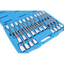 Innen Vielzahn Nüsse 1/2 Zoll Steckschlüssel Satz M5-M16 Vielzahn Schlüssel BGS