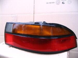 OEM 1990-1992 ISUZU IMPULSE coupe RH tail light - used