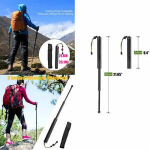 Portable Pocket Self Defense Telescopic Stick Whip Retractable Outdoor Tools&Bag