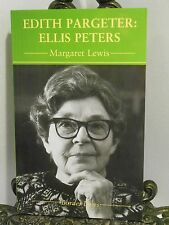 VG Bio Author of Medieval Sleuth Brother Cadfael Ellis Peters Edith Pargeter