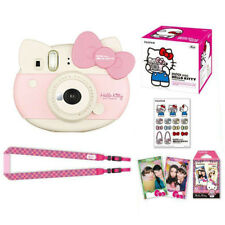 Fujifilm Instax Mini HELLO KITTY Instant Camera Limited Edition + 10 Sheets Film