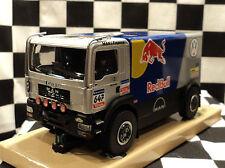 Avant Slot Red Bull Man 4x4 Truck Dakar 2010 4 Wheel Drive #647 1/32 50407