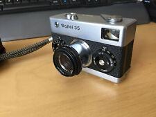 Rollei 35 Kleinbildkamera, Baujahr ca. 1970