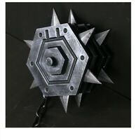 Arknights Swire Missy 1:1 PVC Weapon Meteor Hammer Cosplay Prop  Reproductions