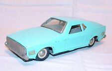 MF-198 China 1:25 FORD MUSTANG MACH 1 Fastback 1972 Tin Toy Car 23cm NM`72 RARE!